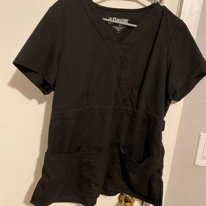 Grey's anatomy 3 pocket scrub top